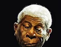 Caricature BB King