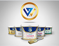 Paint Buckets Design - ALWAHA PAINTS