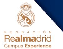 Stage de football fondation Real Madrid