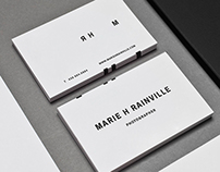 Marie H Rainville