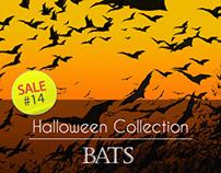 Sale#14: Halloween Collection - Bats