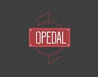 OPEDAL Fictional Brand (In Progress)