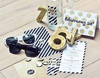 Bling, Bling - Wedding invitation