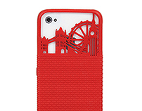 City line - IPhone4(s) cases