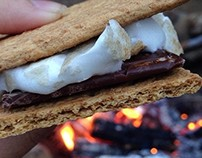 Smores Welcome Gift