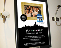 Friends and Dorothy Perkins Advert