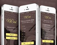 NoCard mobile application version 1