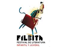 Desarrollo de imagen para festival FILBITA 2014