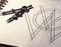 Wide View Manifest of Taste - logo design