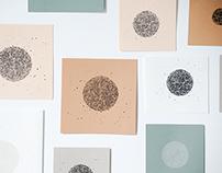 Dot Universe Prints