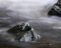 Rock and River