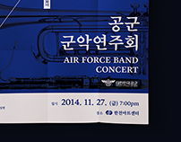 Print: ROK Air Force Band Concert
