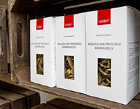 New identity & packaging for the brand Schaut