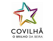 """Logo Covilhã  """"O Brilho da Beira"""" proposta/concurso"""