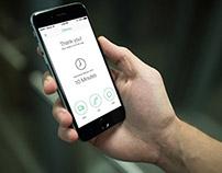 Medical marijuana delivery app