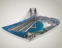 Retoque puente