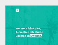 Kalium - Minimal Creative Theme (WIP)