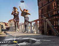 Air Runner Concept Study
