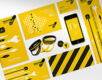 Budapest Design Week & Map, 2014