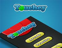 Touchey - Air Hokey Simulator