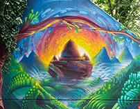 Reser 40+20 - Graffiti convention