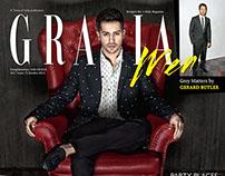 Varun Dhawan/ Grazia Men October 2014
