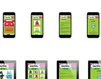 Project 2: Web Site Responsive Design