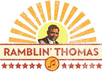 Twist n Shake - Ramblin Thomas