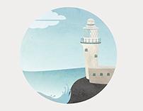 Lighthouses of England