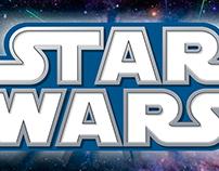 Star Wars 3D character models