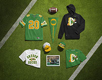 "Nike - Oregon Ducks ""The Pick"""