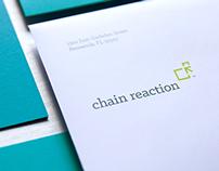 Chain Reaction Brand Identity