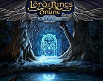Lord of the Rings Online - UI / UX Design