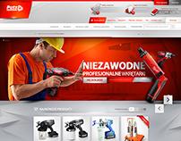 PUTZ SYSTEM  - responsive store design