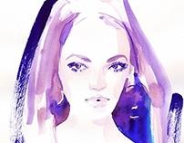 Watercolor Illustrations2014