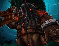 Kapre skinned Nautilus