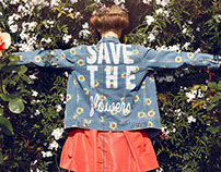 Save The Flowers   Fashion Shift Magazine