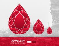 Jewelery Stone Design