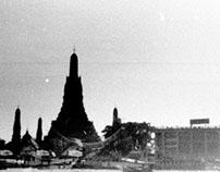 B/W BANGKOK,THAILAND 1