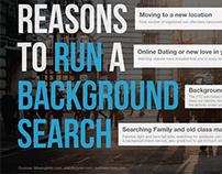 Run a Background Search