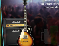 Facebook Banner Day of musician