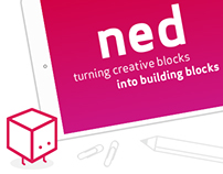 Ned: Creative Building App