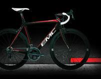 EMC Bikes - Bicycle Branding & Communication