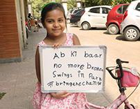 Ab ki baar... bring the change
