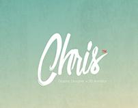 Chris Personal Branding