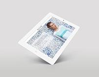 Riva Fashion. Website re-design