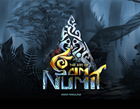 Art of Sam Numit