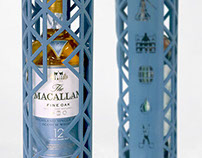 Design gift pack for The Macallan whisky