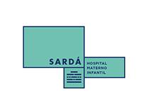 Sistema de Identidad [Maternidad Sardá]