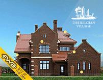 Belgian village web site